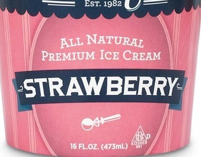 The Fresh Market Premium Ice Cream