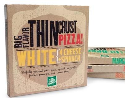 The Fresh Market Thin Crust Pizza