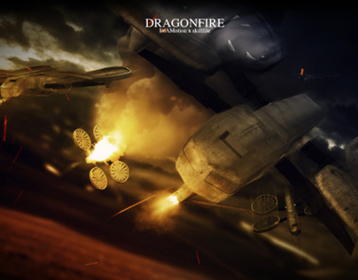 SpeedArt Dragonfire | By FoAMotion and Skillfile