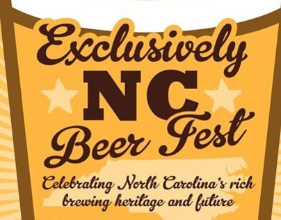 Proposed Poster design for NC Only Beer Event