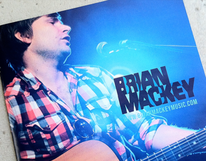 Singer/Songwriter Brian Mackey