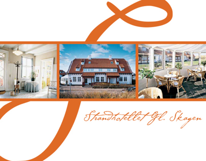 Strandhotellet Old Skagen Brochure