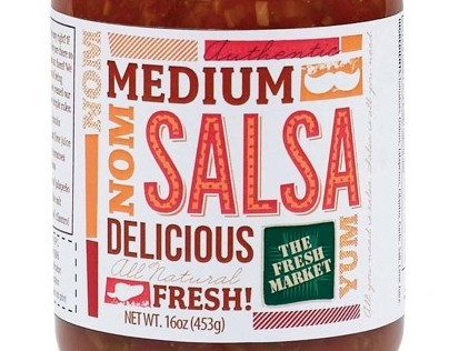 The Fresh Market Salsa