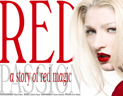 """Red Passion - a story of red magic"""