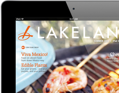 Lakeland iPad Magazine_Summer 2013