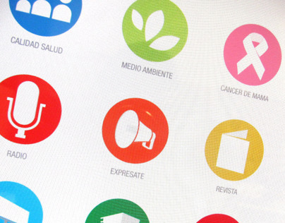 Iconografía Intranet
