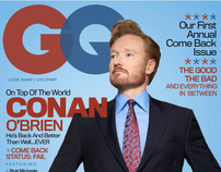 GQ Magazine Covers