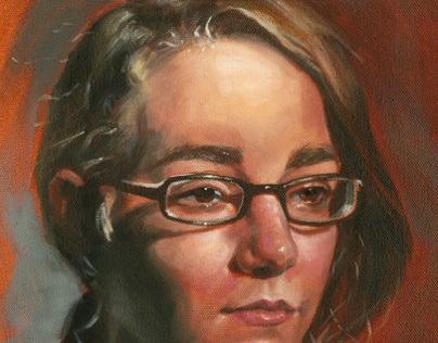 Portrait of Heather