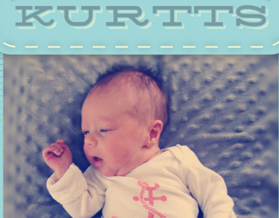 Arlos Birth Announcement