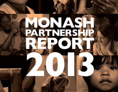 WORLD VISION AUSTRALIA - MONASH PARTNERSHIP REPORT 2013
