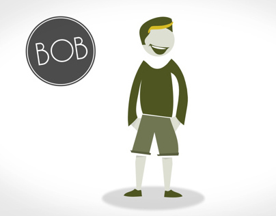 Meet Bob - Private Safaris VS National Parks Animation