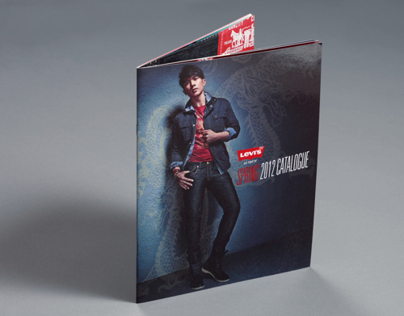 Levis® 2012 SS REDvolution catalogue