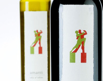 Amanti Wine Packaging