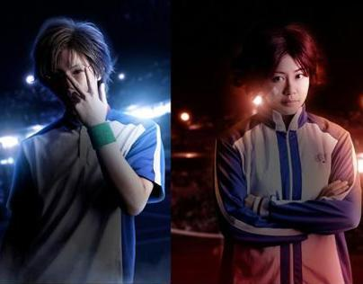 PREVIEW // Prince of Tennis Cosplay Shoot