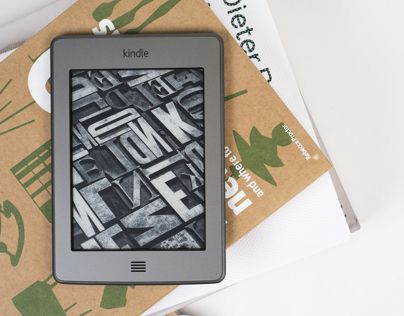 Kindle Touch 6
