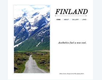 Finland Travel Site