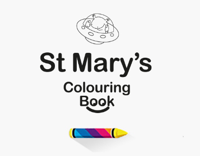 St. Marys Colouring Book