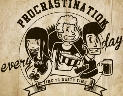 Procrastination every day