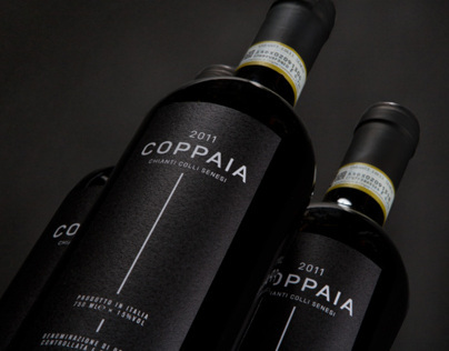 Gaia Wine - Coppaia - Red Wine