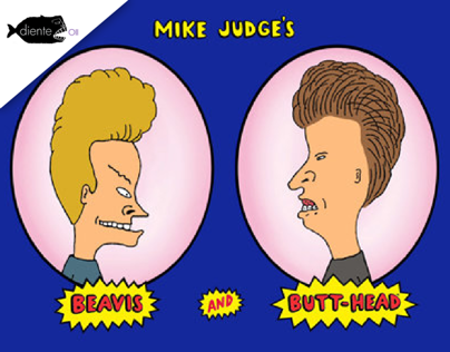 DIENTE ´11 / PROMO BEAVIS AND BUTTHEAD