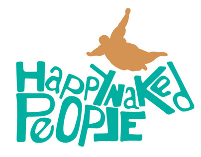 Happy Naked People