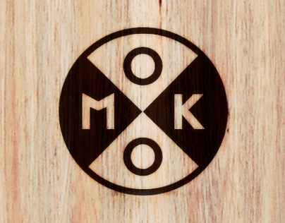 MOOK Surfboards / logotype