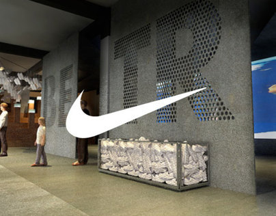 NIke Dunk Event in SH