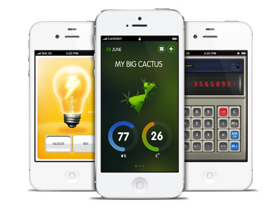 Mobile Apps & Games - selected works