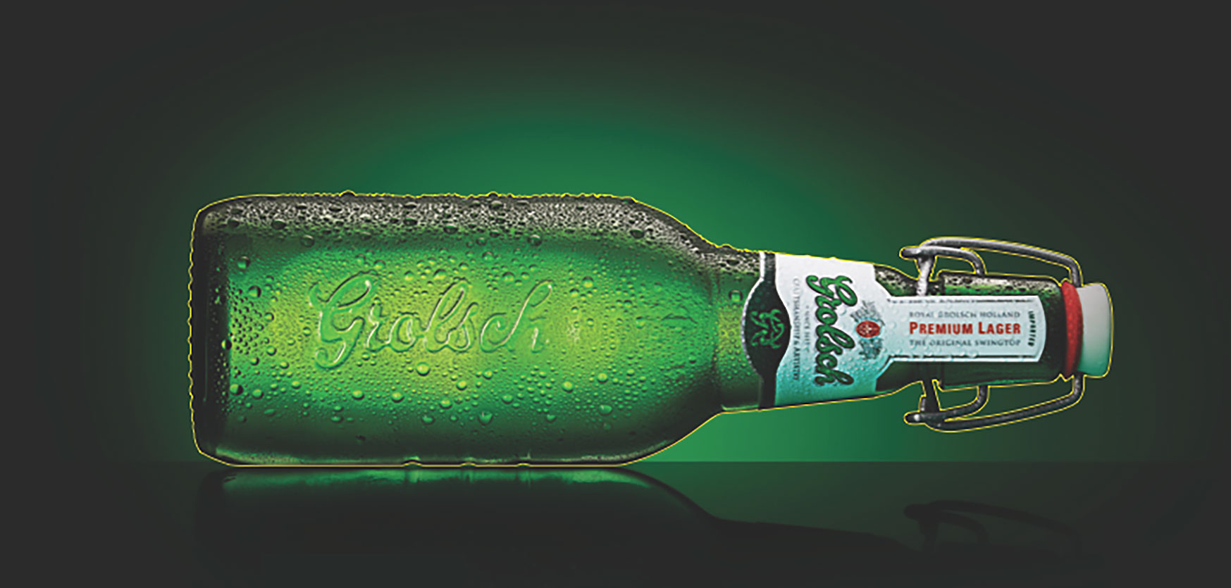 Grolsch - Choose Interesting Event