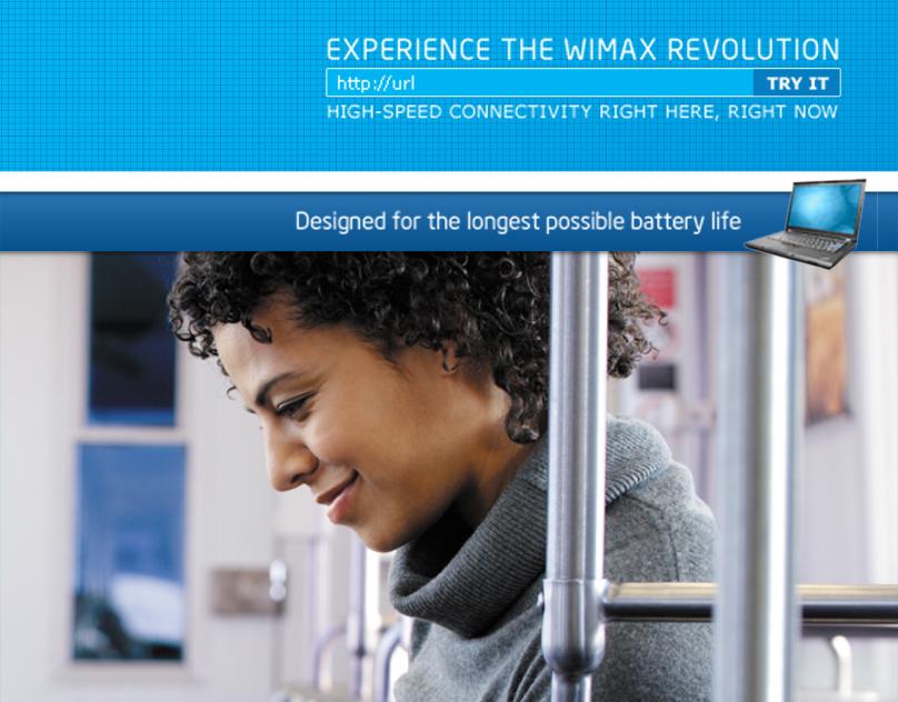 In-Store WiMAX Kiosk
