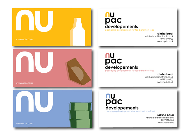 NU PAC - A New Packaging Company