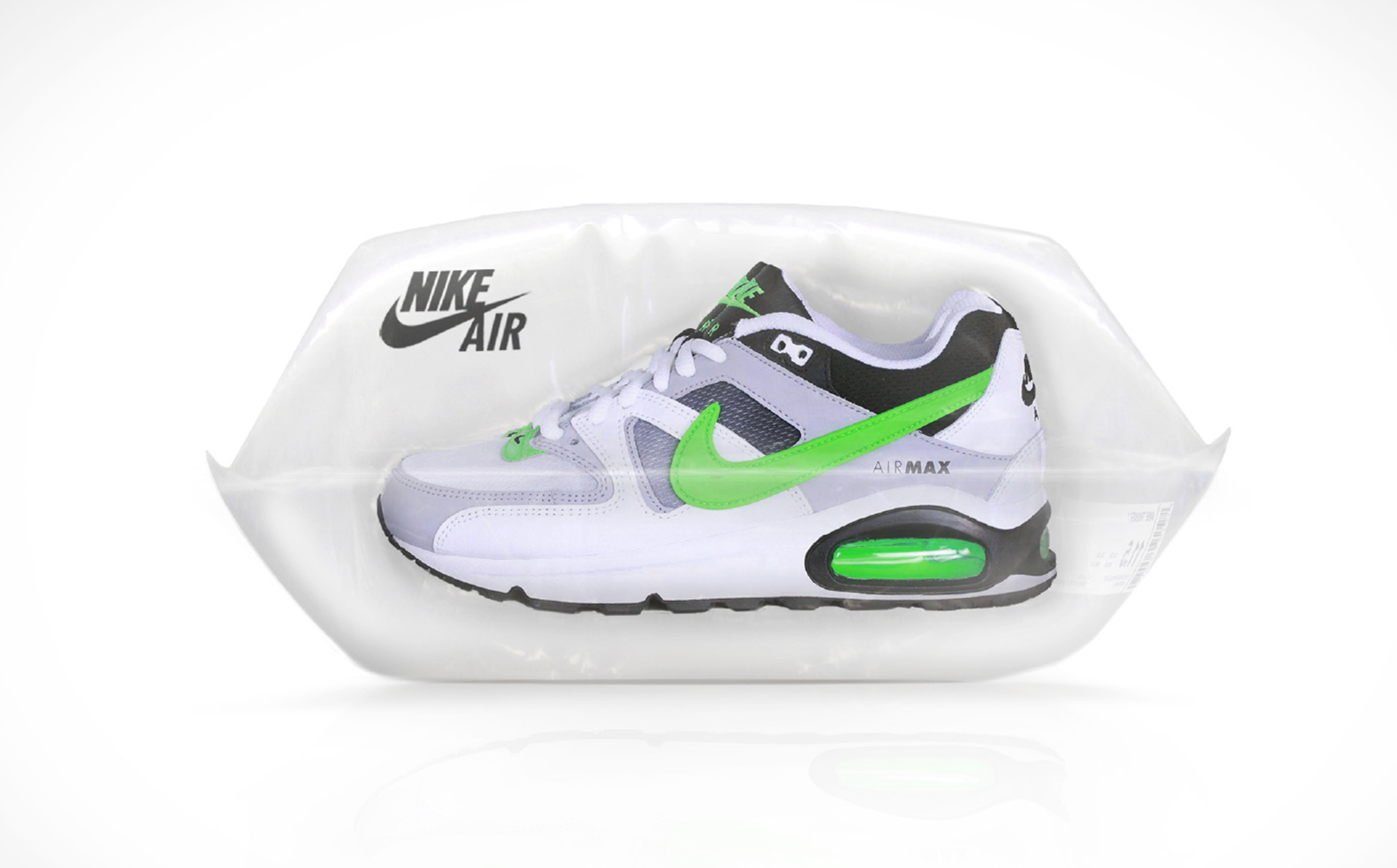 Nike - Air Packaging / Concept