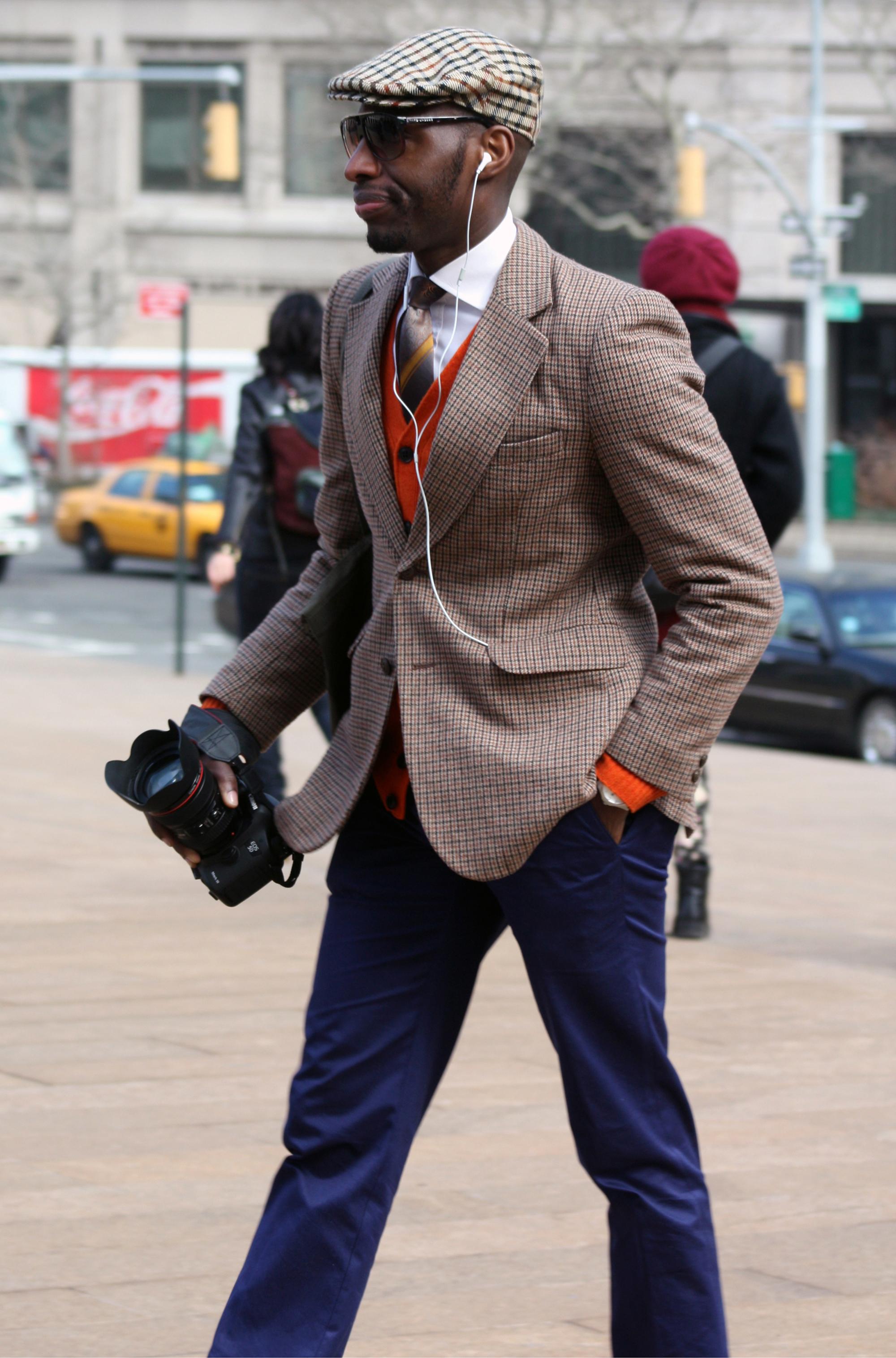 NYFW 2013 & Street Style