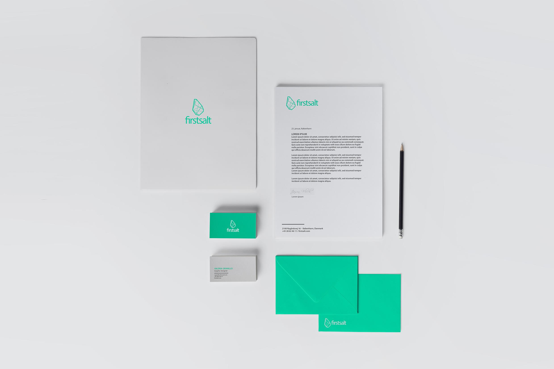 Firstsalt - Brand and Website
