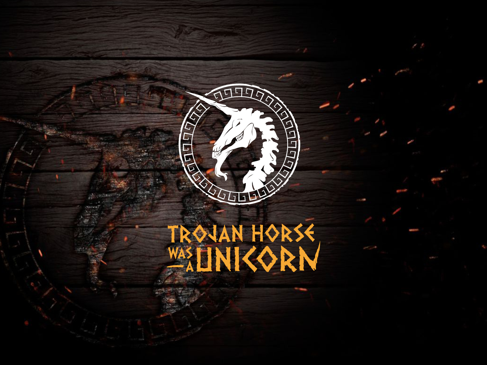 Trojan Horse was a Unicorn