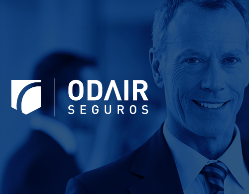 Odair Seguros Corporate Identity