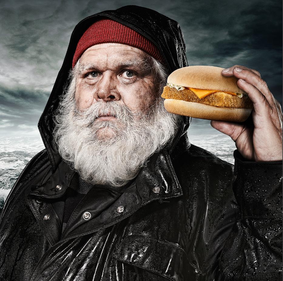 McDonalds Filet O Fish Billboards