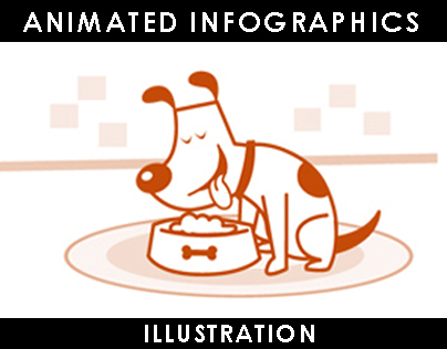 ANIMATED INFOGRAPHICS - ILLUSTRATION