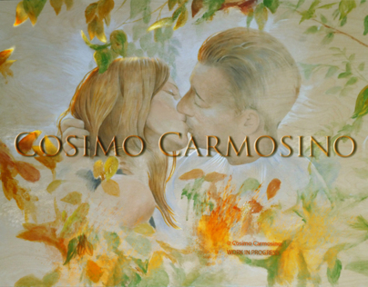 COSIMO CARMOSINO ART_Portraits