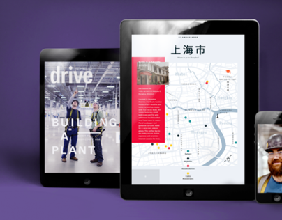 drive Magazine - Vol 1 iOS 2013