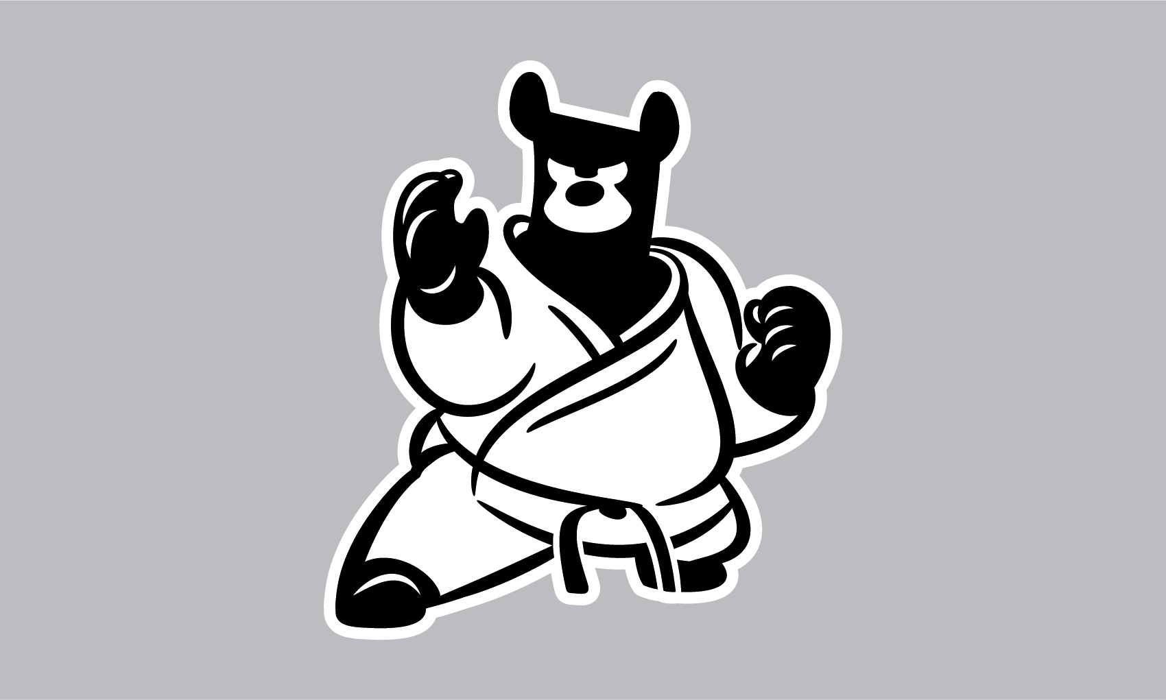 Bear Martial Arts Corporate Identity