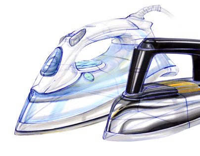 I.D. Sketching & Marker Rendering