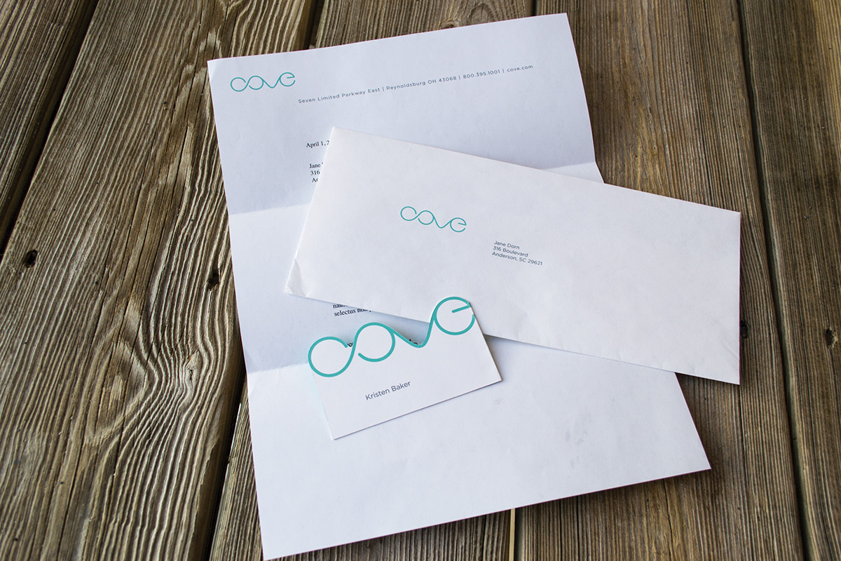 Cove Identity Rebrand