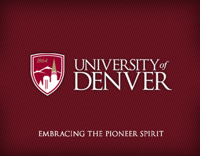 University of Denver website