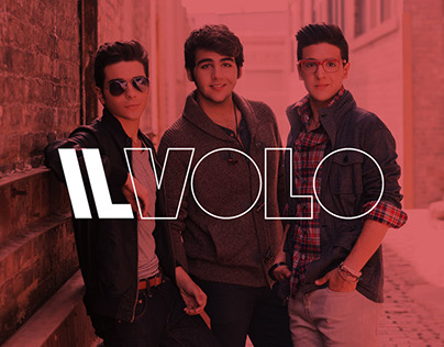 Il Volo Cd Album (KAZ Personal Redesign Project)