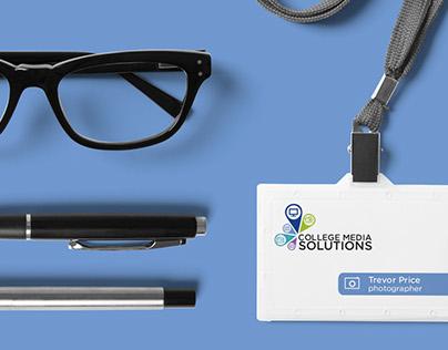 College Media Solutions Logo Redesign