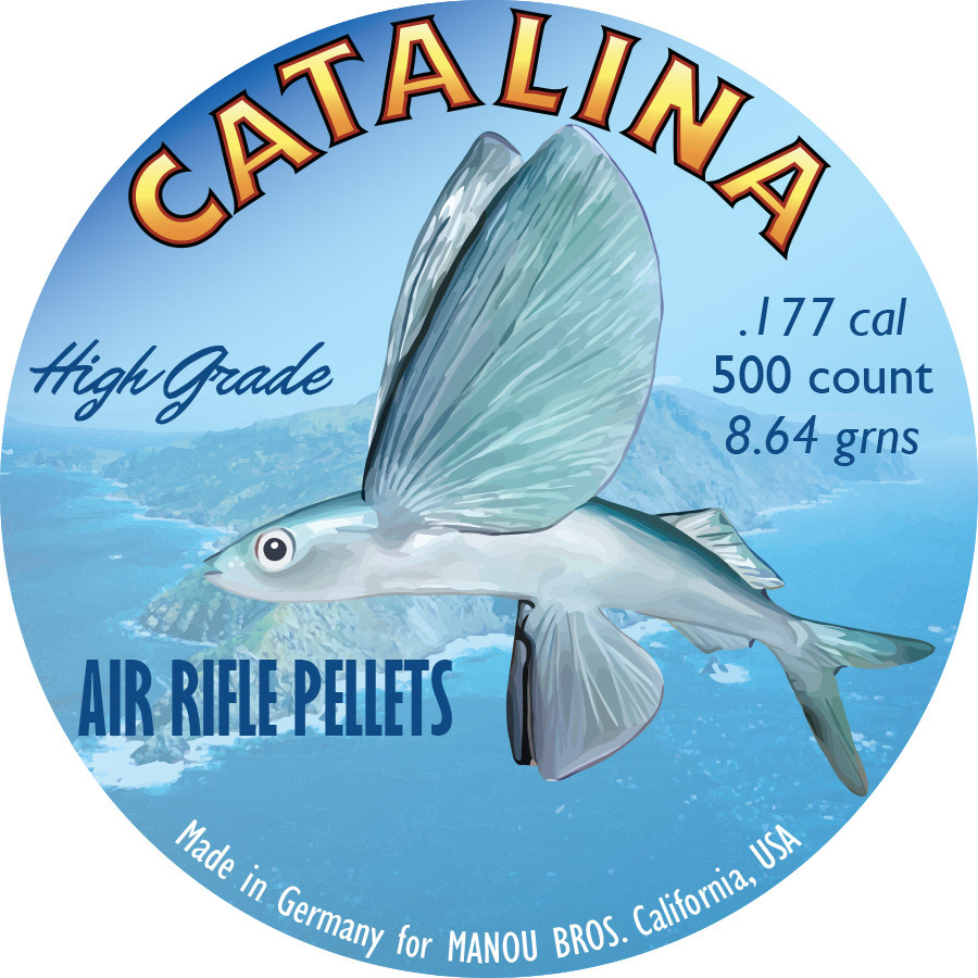 Air Rifle Pellet Labels