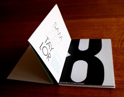 MCA - A5 Brochure Design
