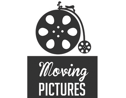 Moving Pictures - Logo design