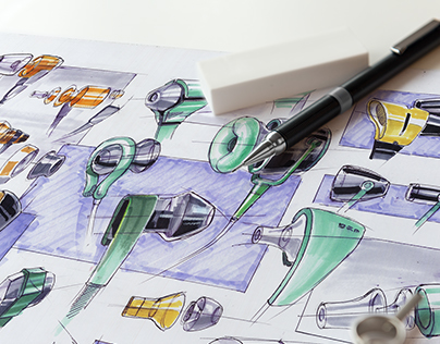 Ideation Drawings